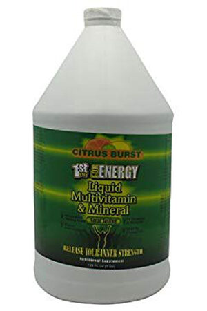 liquid vitamin and minerals