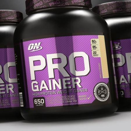 pro-gainer